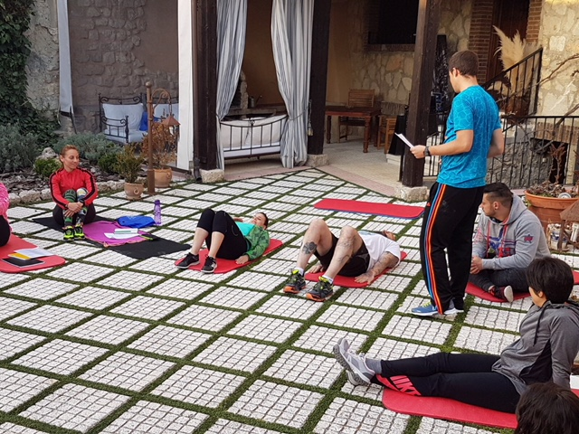 Pilates Course in Las Casitas de Papel